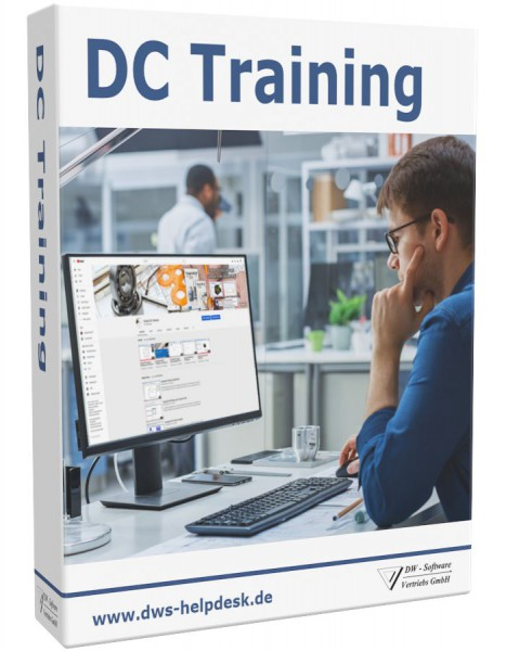 DC Training (Online) - Zugang