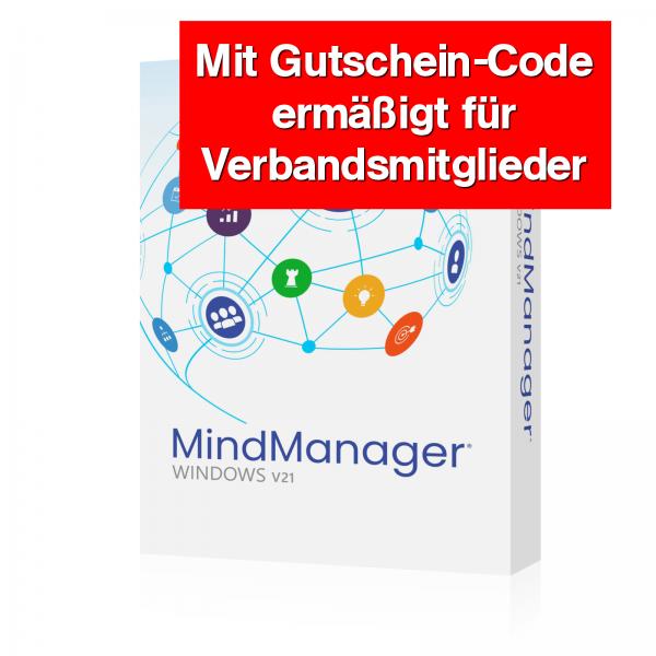 MindManager 21 (WIN) Verbandslizenz