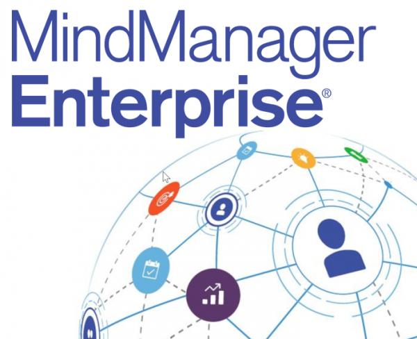 MindManager Enterprise (MSA 1Y zu Lizenz ab 5 Benutzer)