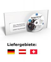 DesignCAD 3D MAX 2018 (V27) Vollversion Datenträger + Lizenz