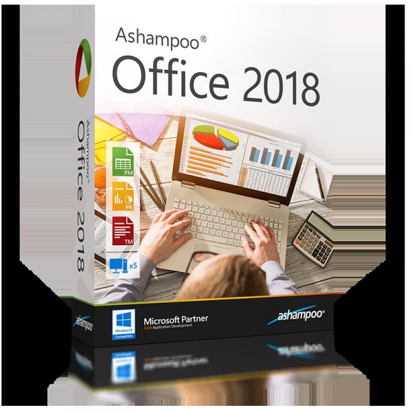 Ashampoo® Office 2018 (Dauerlizenz)