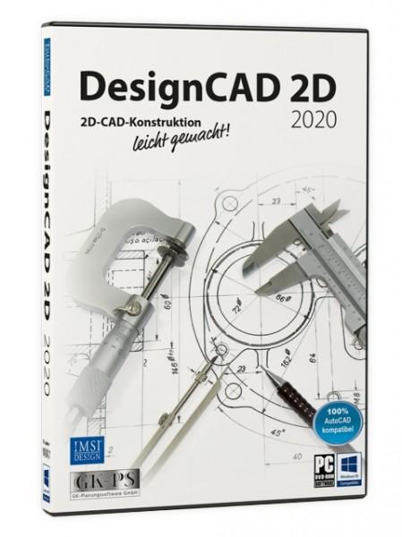 DesignCAD 2D 2020 (V29) UPGRADE Download