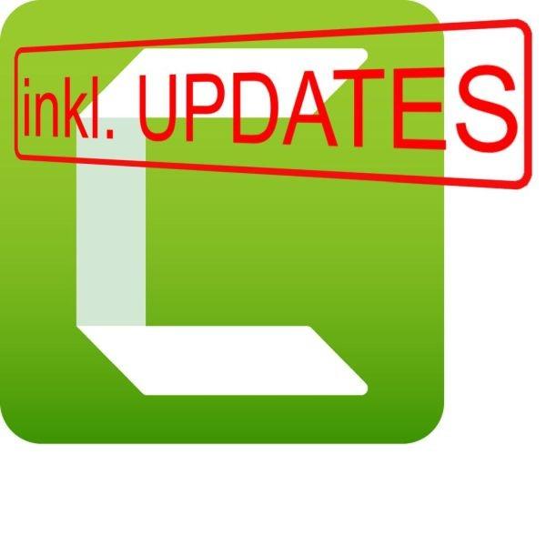 Camtasia 2020 (inkl. 12 Monate Updates)