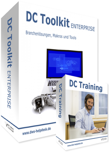 DC Toolkit Enterprise 2018 Vollversion - Download