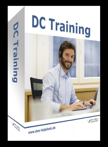 DC Training (Online) - Zugang