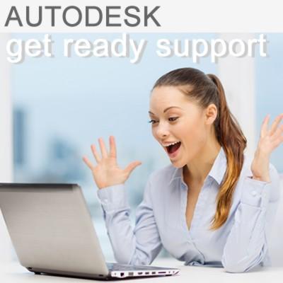 Autodesk - SLM 30 - Get Ready Support (Dienstleistung)