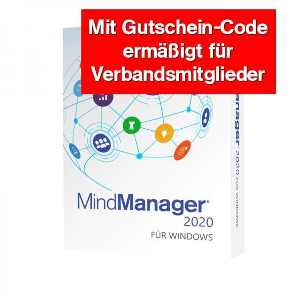 MindManager 2020 Verbandslizenz