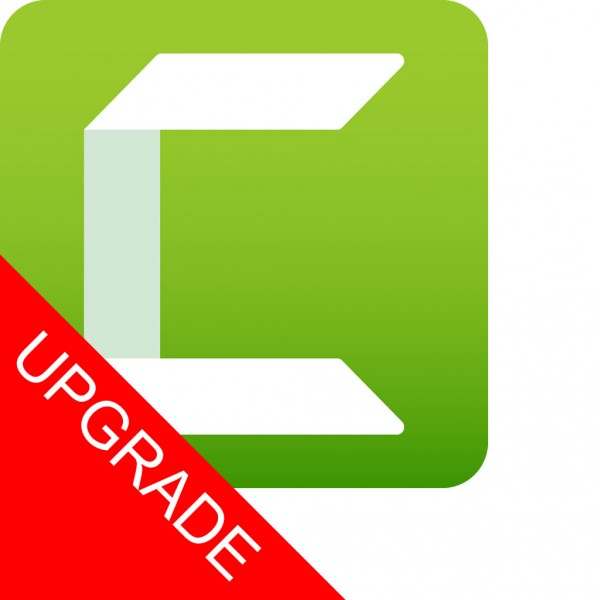 Techsmith Camtasia 2018 - Upgrade