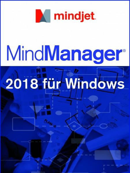 MindManager 2018 Upgrade