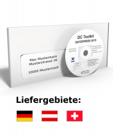 DC Toolkit Enterprise 2019 Vollversion Datenträger + Lizenz