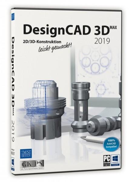 DesignCAD 3D MAX 2019 (V28) Vollversion Download